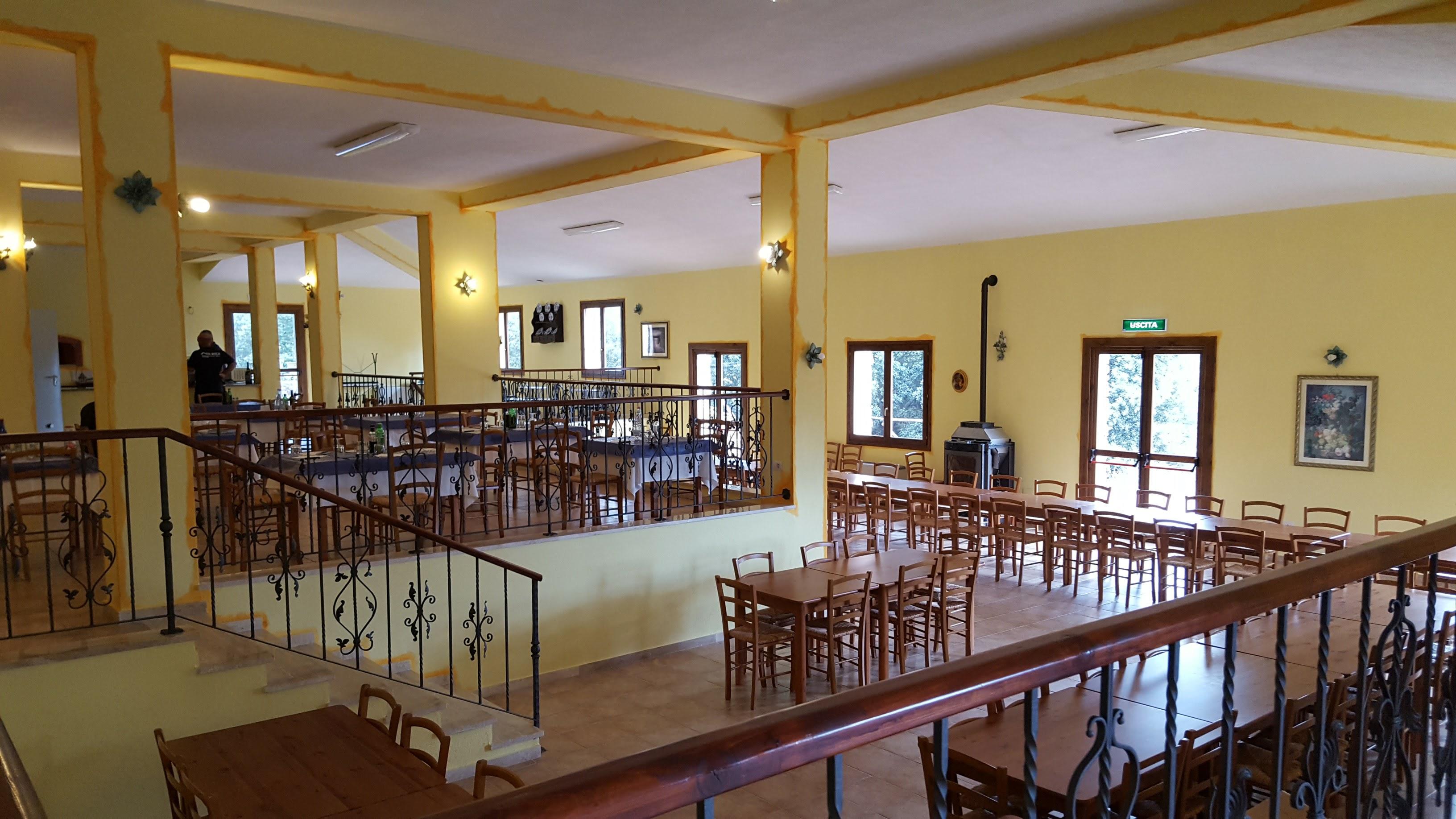 Sala ampia per cerimonie